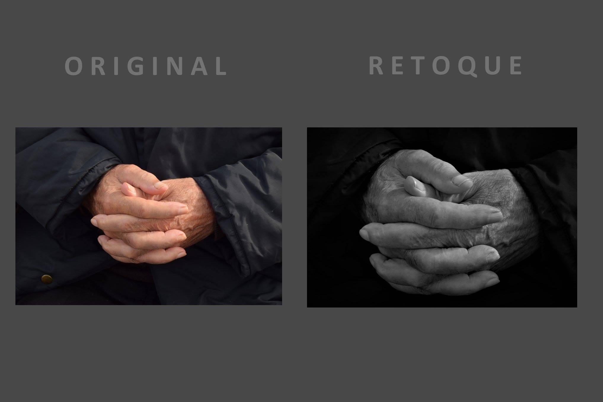Retoque, David Chain